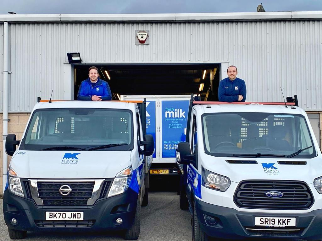 Milk delivery service Ker's Dairy set for expansion across Scotland